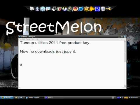 Tuneup Utilities 2011 FREE Product Key