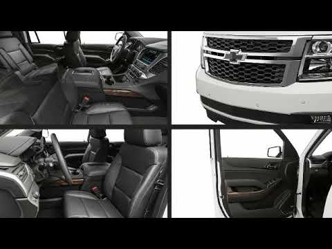 2019 Chevrolet Tahoe Video