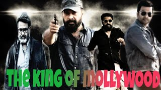 The King oF Mollywood|mammootty|mohanlal|dileep|prithwiraj|
