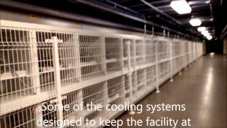 The NCAR-Yellowstone Supercomputer
