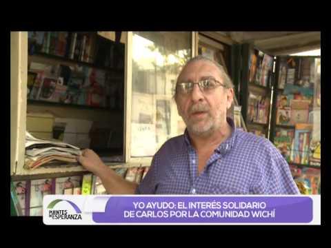 Carlos Monastra, un puente de Los Wichis