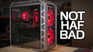 Why Not Build a Mini-ITX PC in the Cooler Master H500P?