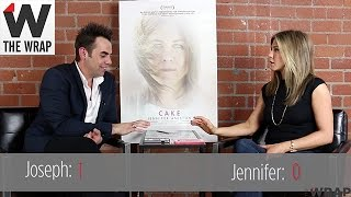 Jennifer Aniston Plays the Jennifer Aniston Trivia Game
