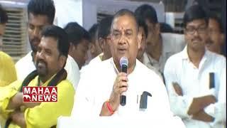 Kala Venkata Rao: Compare Between TDP Politics and BJP Politics Over AP Special Status@ Vijayawada
