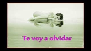 YouTube Musica Malú : Te Voy A Olvidar