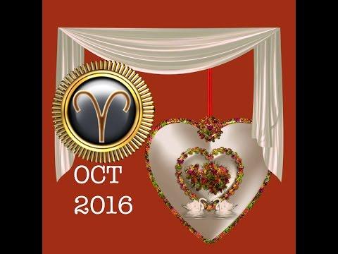 ARIES GENERAL LOVE FORECAST OCOTOBER, 2016