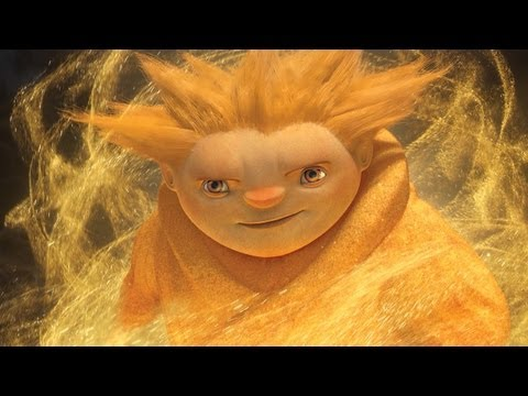 Rise of the Guardians - Meet Sandman