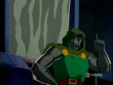 Dr. Doom Is Grandiloquent