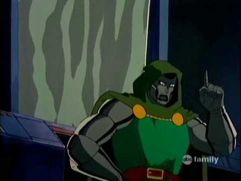 Dr. Doom Is Grandiloquent