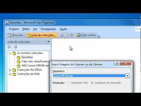 Como digitalizar documentos (com texto editável), no Microsoft Office e LibreOffice