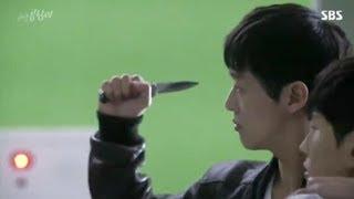 Nam Goong Min Fight Scene - Beautiful Gong Shim kdrama Episode 1 Cut