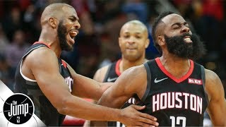 The Rockets could be 'easily crowned champs' if they pull it together - Scottie Pippen | The Jump