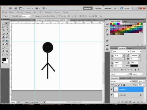 Çöp Adam Animasyonu Yapımı