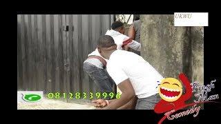 I NEARLY FEINTED WITH THIS UKWU  -- Fresh Man Comedy -- 2019 Nigeria Latest Comedy Skits