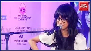 Jasleen Royal At India Today Woman Summit 2017 Highlights