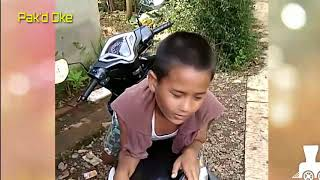 Download Lagu Anak kecil nyanyi pitik angkrem 21 dino Gratis STAFABAND