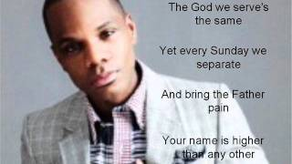 Watch Kirk Franklin The Blood Song video