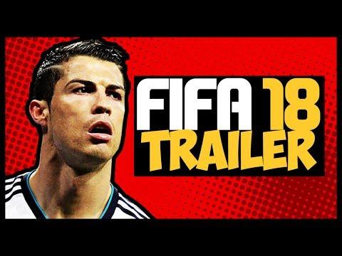 FIFA 18 - TRAILER OFICIAL com CRISTIANO RONALDO