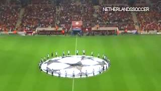 Galatasaray | We Are The Champions - Champions League 2012