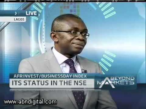Launch of the Afrinvest/Businessday Stock Market Index