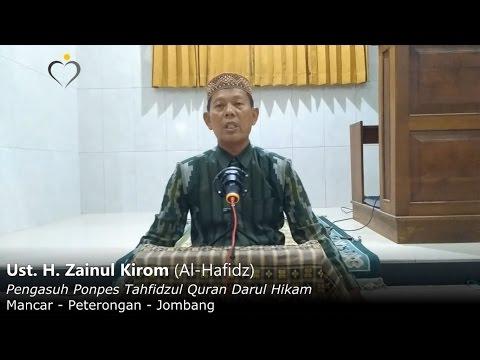 Surat Ar-Rahman Dengan Irama Nahawan - Ust H. Zainul Kirom Al Hafidz