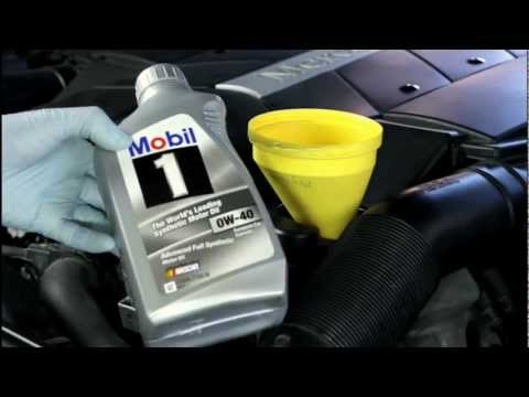 How To Change The Oil On Your Mercedes Benz S500