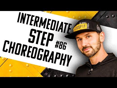 STEP CHOREOGRAPHY 86  Step by step Intermediate