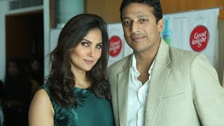 Lara Dutta & Mahesh Bhupati Interview With Team MissMalini