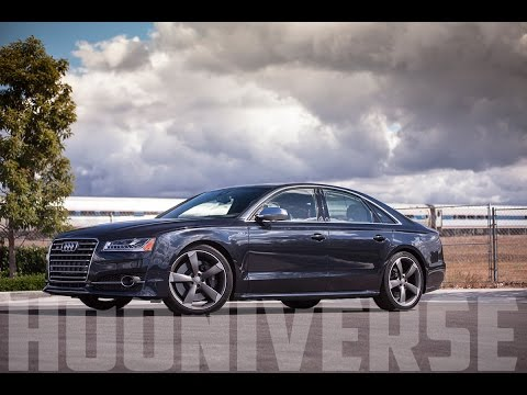 2015 Audi S8: Assassin in the League Of Extraordinary Super Sedans