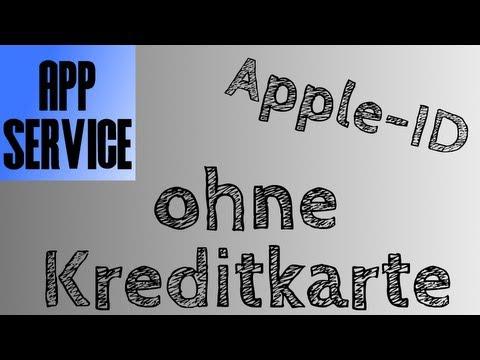 iR: Apple-ID ohne Kreditkarte erstellen (iTunes)