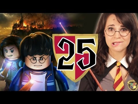 Lets Play Lego Harry Potter Years 5-7 - Part 25
