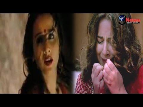 फिल्म 'बेगम जान' के इस सीन को करते वक्त रो पड़ी विद्या बालन… | Vidya Balan Cried Doing This Scene