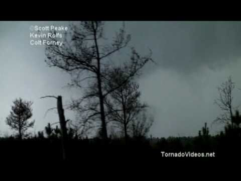 April 10, 2011 Wisconsin Tornado Video!