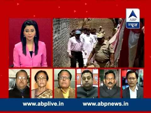 Abp News Debate: Deliberate Attempt To Malign Akhilesh Govt In Badaun Rape Case? video