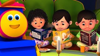 Book Friends Forever | Bob Shorts | Stories For Kids by Bob The Train