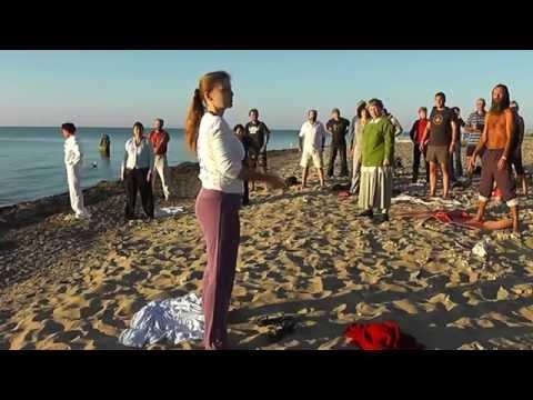 Йога для начинающих. Прекрасное занятие. Славянская традиция. Работа с энергией.