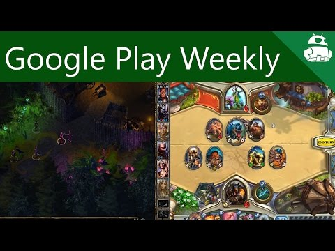 Blizzard releases Hearthstone on Android finally, Half-Life 2 Episode 1 out! – Google Play Weekly