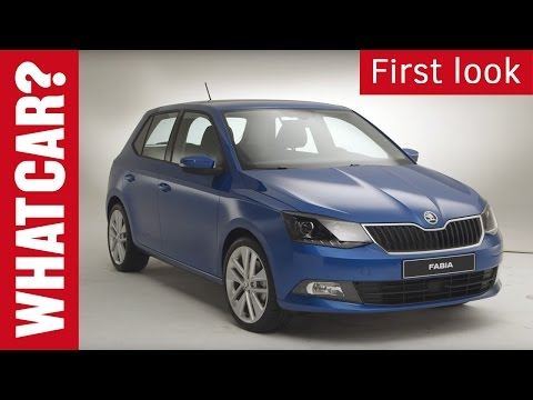 Five facts on the new 2015 Skoda Fabia - What Car? exclusive