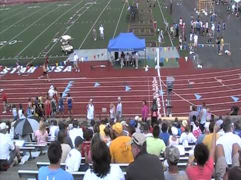 2012 4X800 STATE MEET ----2nd
