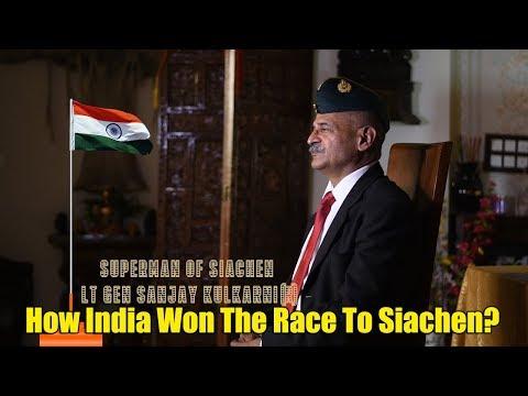 Superman of Siachen: Lt Gen Sanjay Kulkarni (R), Who Defeated Pakistani Army In The Race To Siachen thumbnail