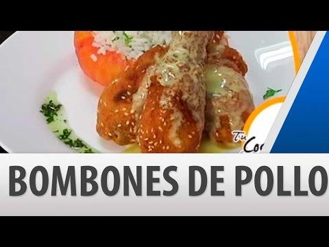 Bombones de Pollo / Recetas de comida