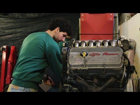 Countach Replica v6 Turbo (7� parte) - Inserito da Davide Cironi il 7 marzo 2016 durata 25 minuti e 11 secondi - Dopo innumerevoli notti bianche la nostra Lamborghini fatta in casa inizia ad avere le sembianze di un�automobile. Una sensuale, pericolosa e veloce automobile tutta nuda..