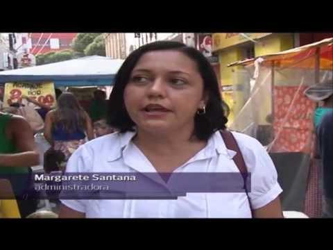 O crescimento da classe média vista por moradores de Ilhéus, na Bahia   Jornal Futura   Canal Futura