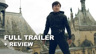 CZ12 Official Trailer + Trailer Review : Jackie Chan