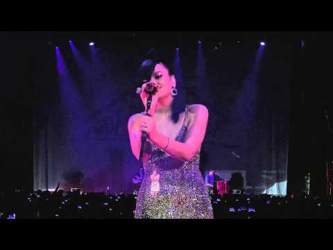 Lily Allen - Somewhere Only We Know (& Tim Rice-Oxley) (Live @ Under 1 Roof, 2013)