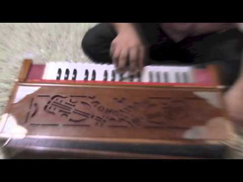 Harmonium Lessons For Sai Bhajans - Lesson 4 - Raaga video