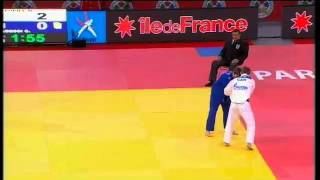Michal Popiel vs Bessi (Mon) Grand Slam Paris 2012