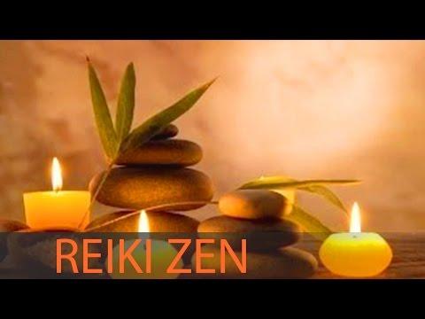 Zen Meditation Reiki Music: 6 Hour Positive Motivating Energy, Healing Music ☯137 video