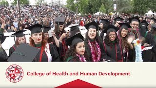 CSUN Commencement 2018: Health & Human Development II