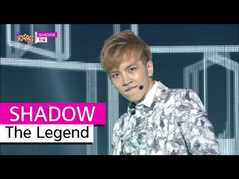 "[HOT] THE LEGEND - SHADOW, ì ""ì""¤ - ì""€ë�""ìš°, Show Music core 20150808"